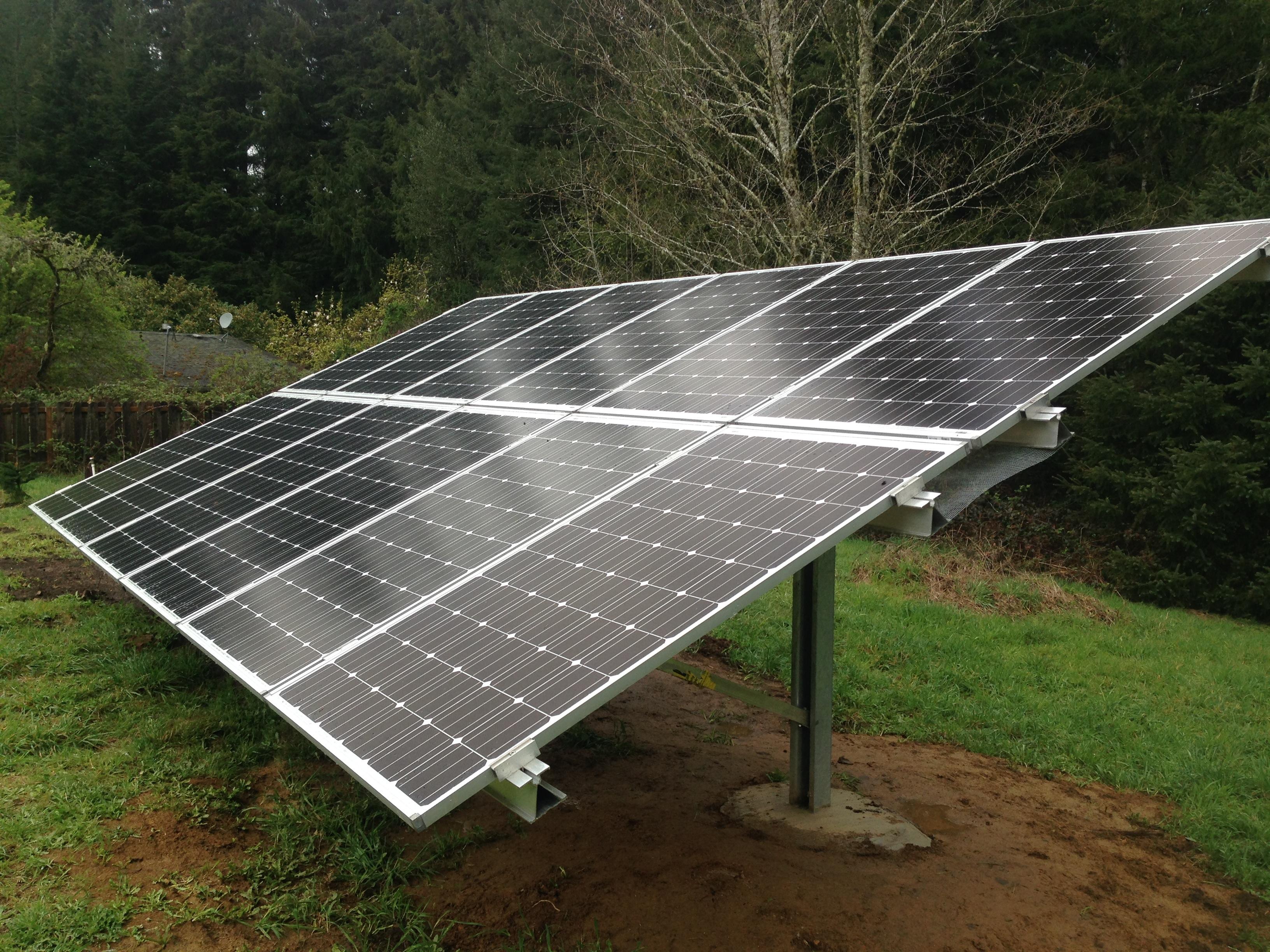 Solar installer in Newport,Oregon, Solar installer in Lincoln City, Oregon, Solar Installer in Yachats, Solar Installer in Waldport